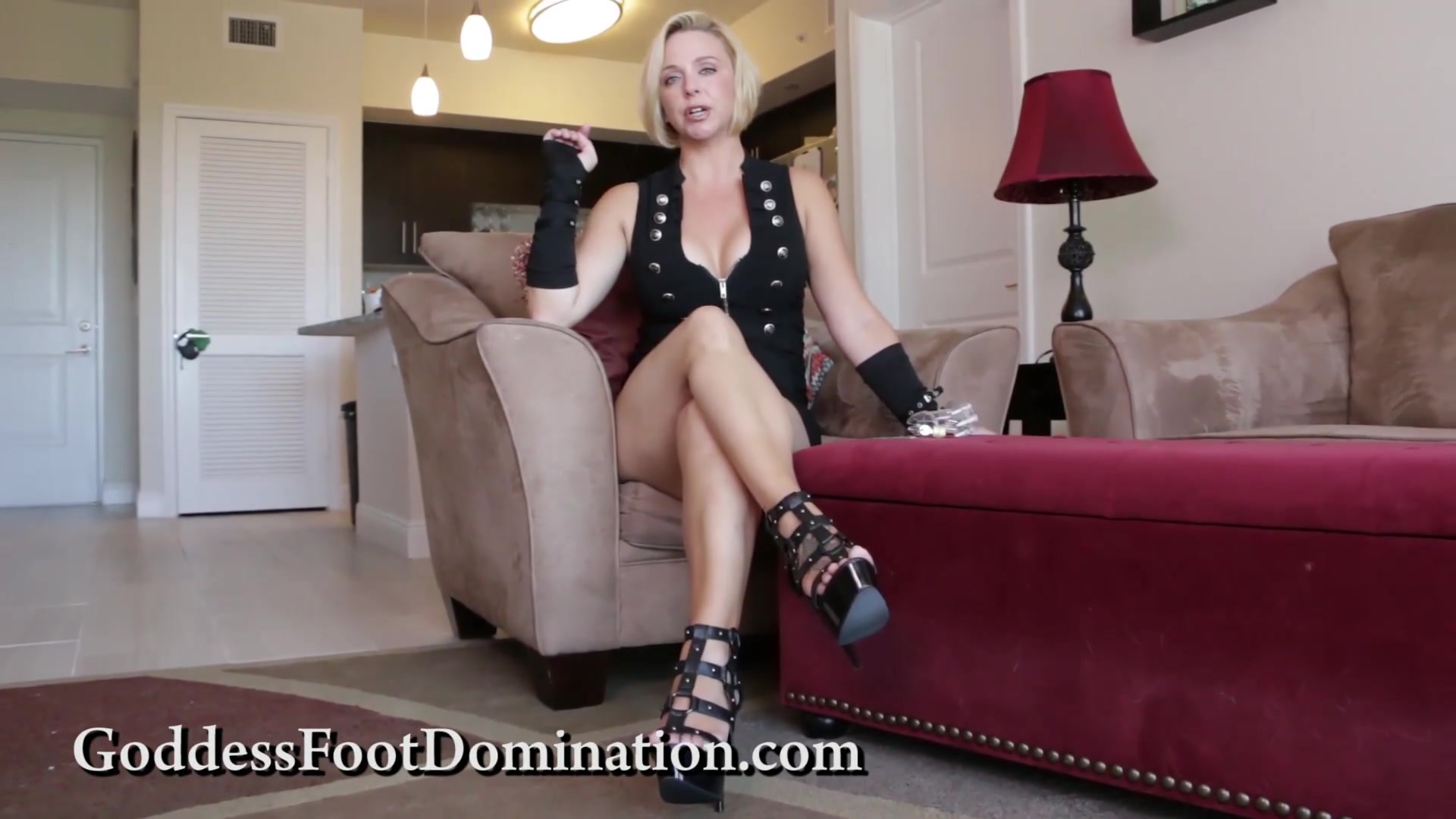 Foot Fetish Handjob Pov